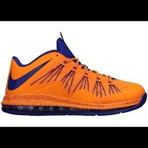 Nike LeBron X Low 10.5